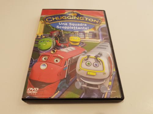 DVD Film Chuggington