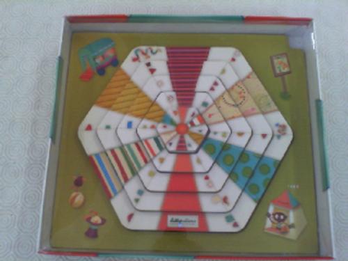 Puzzle Circus Gioco Scatola