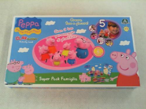 Gioco Scatola Peppa Pig