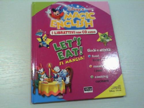 Libro+Cd Magic English