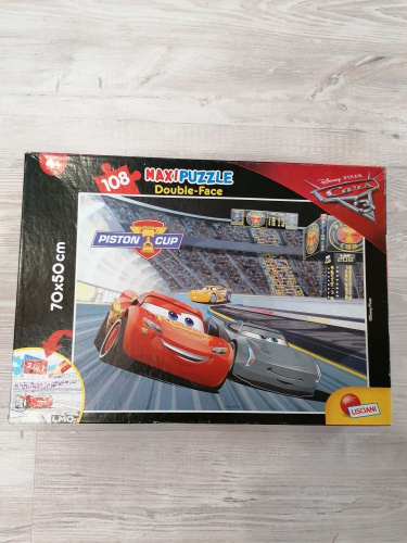 Puzzle Cars P.zi 108