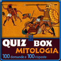 Mitologia. 100 domande e 100 risposte - Puxeddu P. P. (cur.); Vitale F. (cur.)